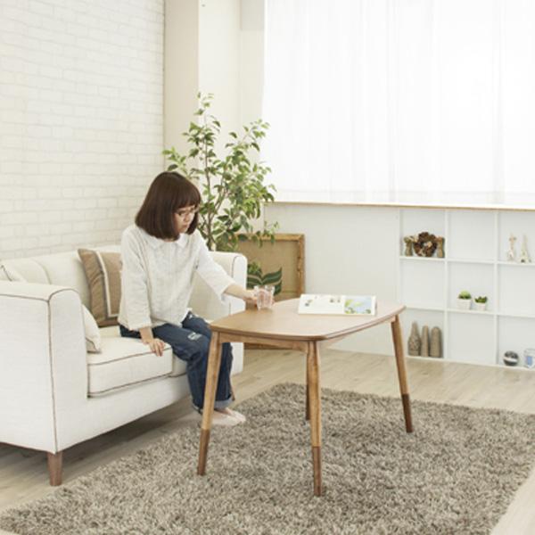 東谷 こたつ テーブル 長方形 90 テーブル 2WAY 高さ調節可能 W90×D55×H38 55 KT-105