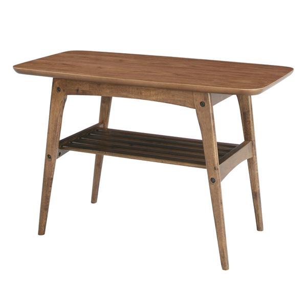 東谷 TOMTE SERIES トムテシリーズ コーヒーテーブルS 天然木 W75×D40×H48cm 幅75センチ TAC-227WAL