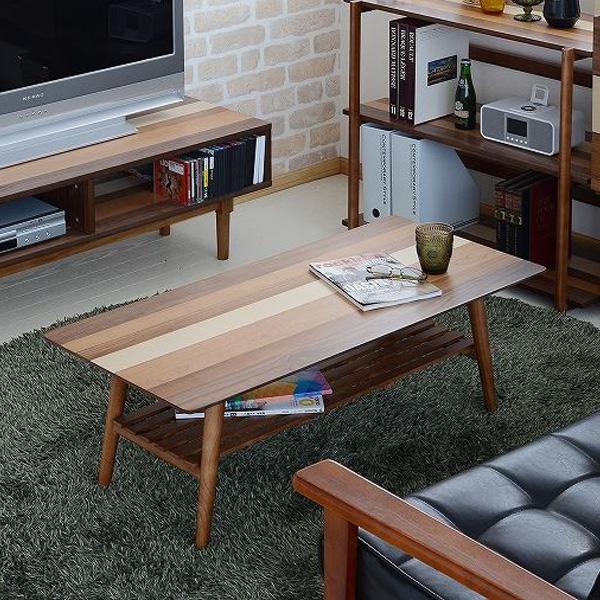 BBファニシング YOGEAR ヨギア テーブル 折りたたみ テーブル センターテーブル ローテーブル リビングテーブル 木製 折り畳み式 長方形 スクエア YOCT-100