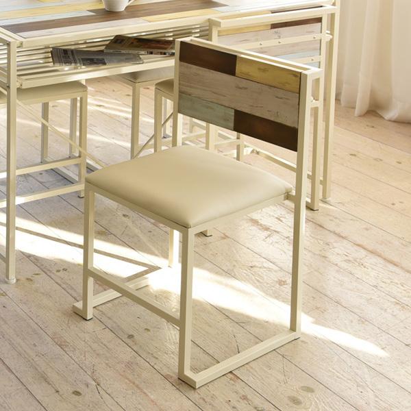 BBファニシング CHROME ダイニングテーブル テーブル ナチュラル CHDT-120