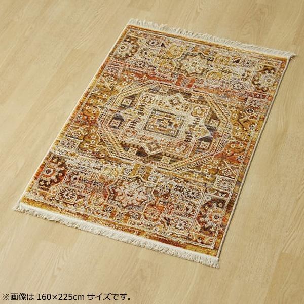 ラグ ラグマット ダイニングラグ 絨毯 カーペット じゅうたん 厚手 おしゃれ 北欧 安い ウィルトン織ラグ ウィルトンラグ ペルシャ アンティーク 160×225 3畳