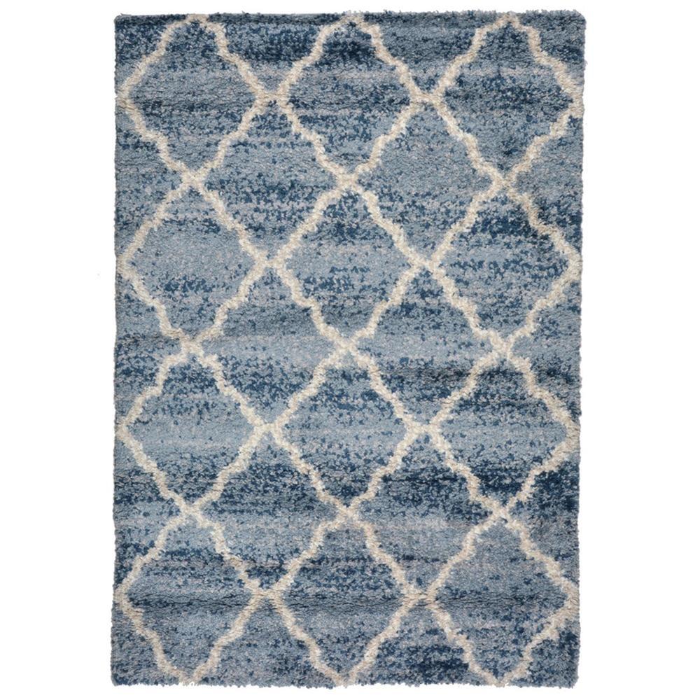 ラグ カーペット おしゃれ ラグマット 絨毯 ペルシャ ダイニングラグ マット 厚手 極厚 北欧 安い ふかふか ウィルトン織ラグ 160×230 3畳 ブルー