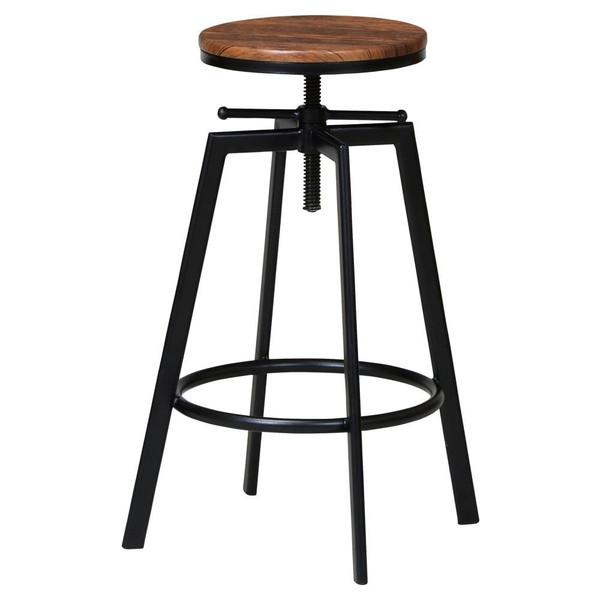 カウンターチェア 北欧 おしゃれ 安い バーチェア ハイチェア 椅子 アメリカン アンティーク デザイナーズ レトロ ハイ スツール ブラウン