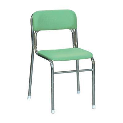 パイプ椅子 スタッキングチェア オフィスチェア 会議用チェア 会議椅子 チェア ストアー スツール 事務椅子 パソコンチェア pc イス デスクチェア 新作多数 椅子 グリーン シルバー いす