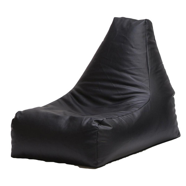 ビーズクッション 座椅子 クッション ローソファー 座布団 大きい 安い 中身 特大 おしゃれ 大型 ビーズチェア レザー ブラック