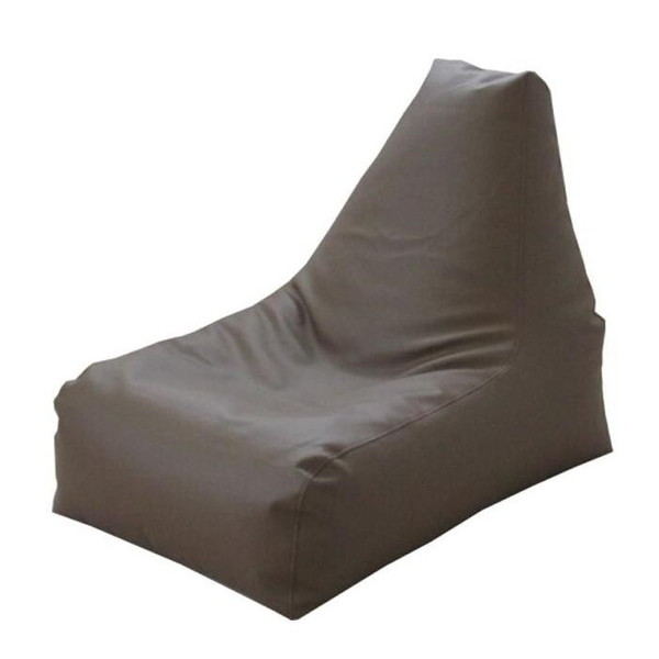ビーズクッション 座椅子 クッション ローソファー 座布団 大きい 安い 中身 特大 おしゃれ 大型 ビーズチェア レザー ブラウン