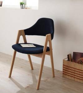 ダイニングチェア 2脚 椅子 おしゃれ 北欧 安い アンティーク 木製 シンプル ( 食卓椅子 2脚ハイタイプ )