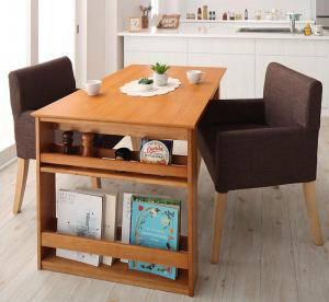 ダイニングセット ダイニングテーブルセット 2人 二人 2人用 二人用 椅子 ダイニングテーブル 一人暮らし おしゃれ 伸縮 伸縮式 伸長式 安い 北欧 食卓 ( 3点(テーブル+チェア2脚)幅120-180 )