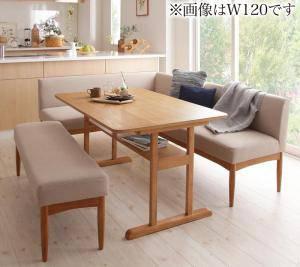 ダイニングテーブルセット 6人用 コーナーソファー L字 l型 ベンチ 椅子 おしゃれ 安い 北欧 食卓 4点 ( 机+ソファ1+左肘ソファ1+長椅子1 ) 幅150 デザイナーズ クール スタイリッシュ ミッドセンチュリー 2本脚 和モダン 高さ65 ロータイプ 低め オーク 棚 大きい