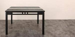 ダイニングテーブル おしゃれ 安い 北欧 食卓 テーブル 単品 モダン 机 会議用テーブル ( 食卓テーブル幅120 )