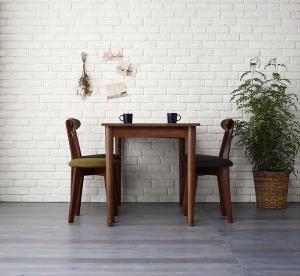 ダイニングセット ダイニングテーブルセット 4人 四人 4人用 四人用 椅子 ダイニングテーブル おしゃれ 安い 北欧 食卓 ( 5点(テーブル+チェア2脚+スツール2脚)ブラック×ブラウン 幅115 )