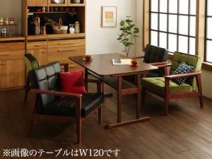 ダイニングセット ダイニングテーブルセット 4人 四人 4人用 四人用 椅子 ソファー ソファ ダイニングテーブル おしゃれ 安い 北欧 食卓 ( 5点(テーブル+1Pソファ4脚)幅150 )