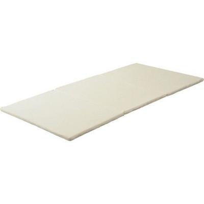 マットレス 低反発 三つ折り シングル 4 マットレス cm シングル 厚 三つ折り ホワイト 白, IMPISH from NaoColour:1cecbdf9 --- officewill.xsrv.jp