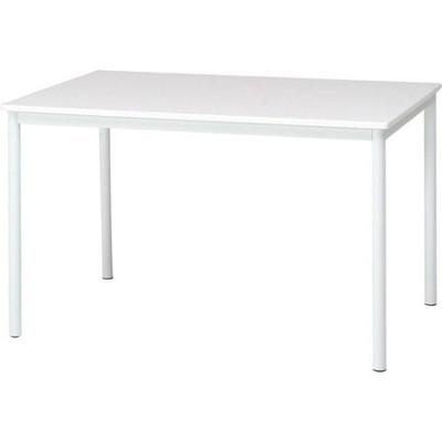 ダイニングテーブル W120 【 食卓 北欧 リビング 送料無料 ポイント 】 ホワイト 白