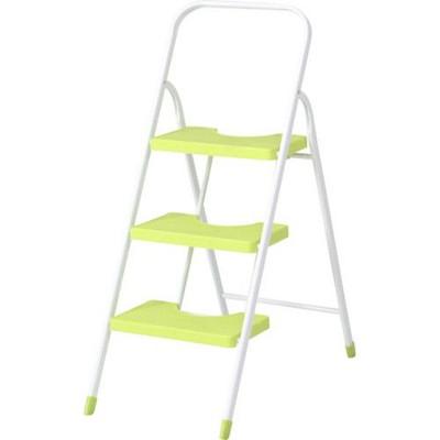 ステップ台 ステップ 踏み台 足場 脚立 脚立足場 階段 梯子 おしゃれ 安い 軽量 コンパクト はしご 折りたたみ 4個 3段 三段 グリーン 緑 足場台