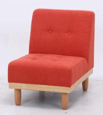 レッド 赤 ソファー 1Pソファー 一人掛けソファー 1人掛けソファー 1P 1人掛け チェア いす 椅子 イス 北欧 おしゃれ