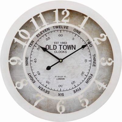 ホワイト 白 時計 壁掛け 壁掛け時計 掛け時計 壁時計 ウォールクロック 掛時計 インテリア時計 デザイン時計 クロック 北欧 おしゃれ