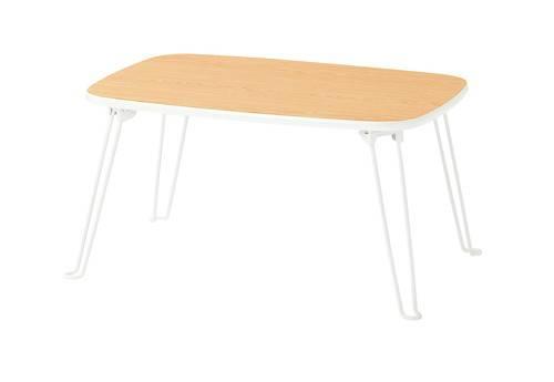 折りたたみ 折れ脚 ローテーブル ナチュラル 【 折りたたみテーブル リビングテーブル ダイニングテーブル ちゃぶ台 サイドテーブル センターテーブル 座卓 送料無料 送料込 】