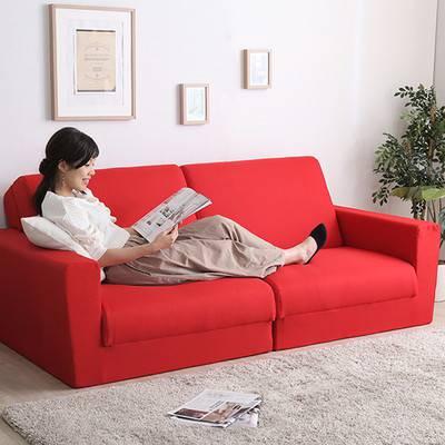 来客 簡易ベッド 日本製 国産 フロアベッド ローベッド ロータイプ ロー ソファー 2Pソファー 二人掛けソファー 2人掛けソファー 2P 2人掛け ベンチ ベンチチェア 長椅子