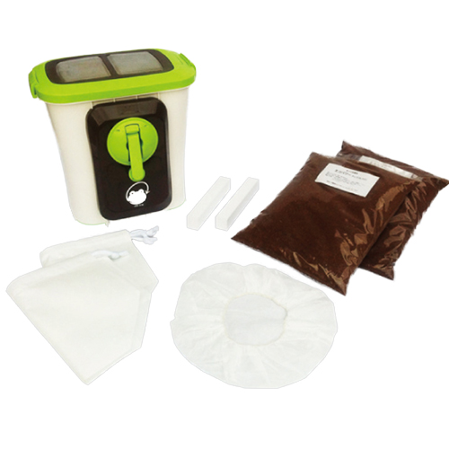 自然にカエルS 基本セット SKS-101型 生ゴミ処理機 家庭用