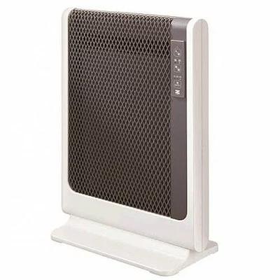 ゼンケン 遠赤外線暖房器 アーバンホットスリム RH-502M ダブル暖流 スリム&スタイリッシュ 遠赤外線 暖房器