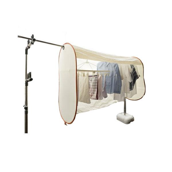 洗濯物カバー 使い勝手の良い 紫外線 洗濯 目隠し 洗濯物を花粉から守る 洗濯日和ネクスト 数量は多 ワイド