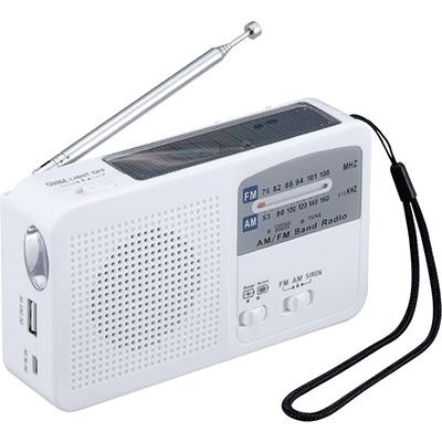 ソーラー充電 豊富な品 携帯スマホの充電 手回し発電 安値 サイレン LEDライト AM FMラジオ の6種類の機能差災害時の情報を素早くキャッチ 緊急時の必需品 アウトドア 防災 災害 6WAY マルチレスキューラジオ 地震 SV-5745