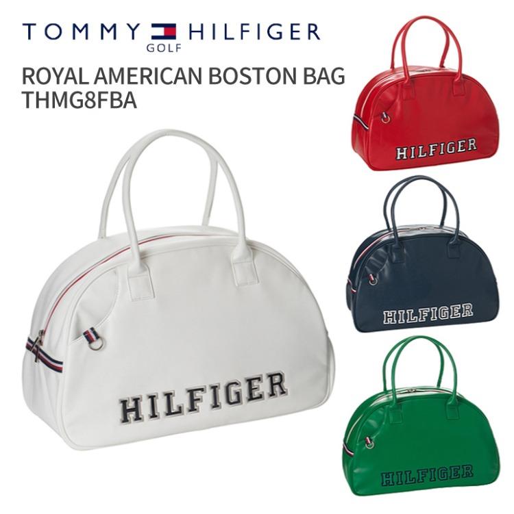 トミーヒルフィガーゴルフ ROYAL AMERICAN BOSTON BAG THMG8FBA2018年秋冬モデルTOMMY HILFIGER GOLFロイヤルアメリカンボストンバッグラウンドバッグ ゴルフ用品 ギフトトラベルバッグ 旅行バッグ スポーツバッグ