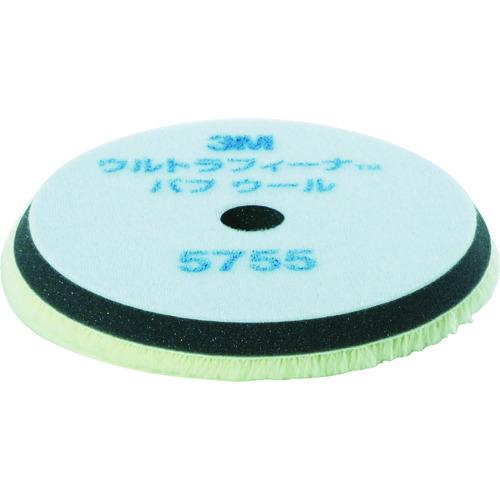 スリーエム ジャパン 3M ウルトラフィーナ 物品 バフ 外径160mm 驚きの値段 5755 ウール 2枚入