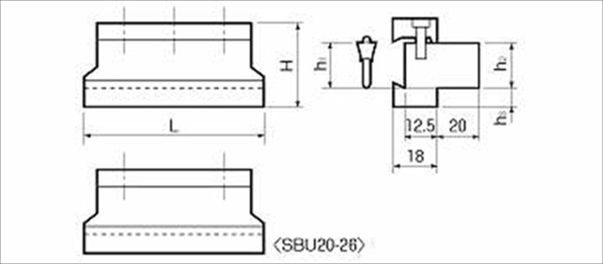 高速配送 SBU25-32(SBU2532):Pro-Tools 店 イゲタロイ Sumitomo ツールブロック つっきるくん 住友-DIY・工具