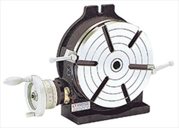 超格安価格 縦/横兼用ロータリーテーブル (手動) バーテックス (HV-10):Pro-Tools 店 (き)VERTEX-DIY・工具