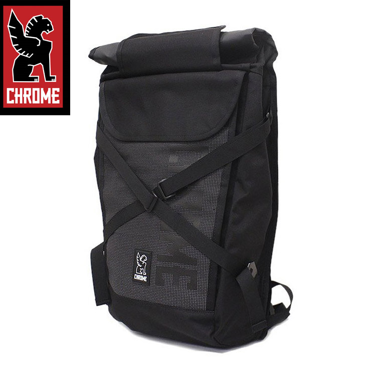 CHROME/クローム バックパック リュック ブラボー BRAVO NIGHT BAG デイパック PCバッグ 【クエストン】