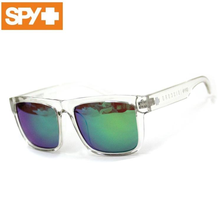 【在庫処分】SPY スパイ サングラス DISCORD AF CLEAR-HPY ディスコード 【クエストン】