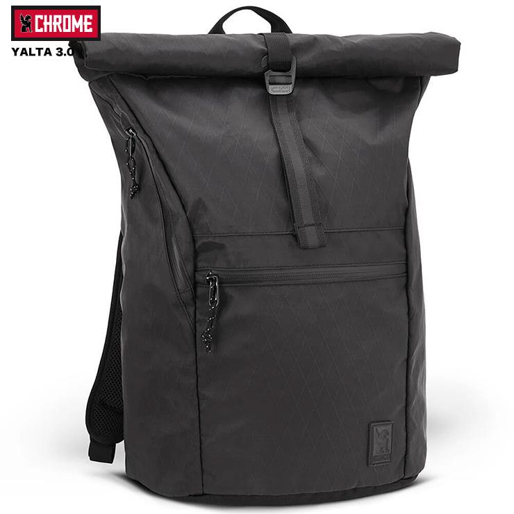 55%以上節約 CHROME クローム バックパック リュック 鞄 ストリート 鞄 YALTA YALTA リュック 3.0 BG295BKLB【クエストン】, 十文字町:c30b8bd8 --- kanvasma.com