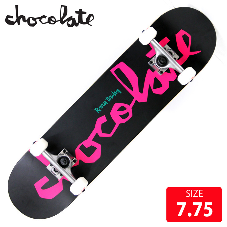 CHOCOLATE COMP チョコレート コンプリート RAVEN TERSHY DECK サイズ 7.75 CCC-007 完成品 組立て済 スケートボード スケボー