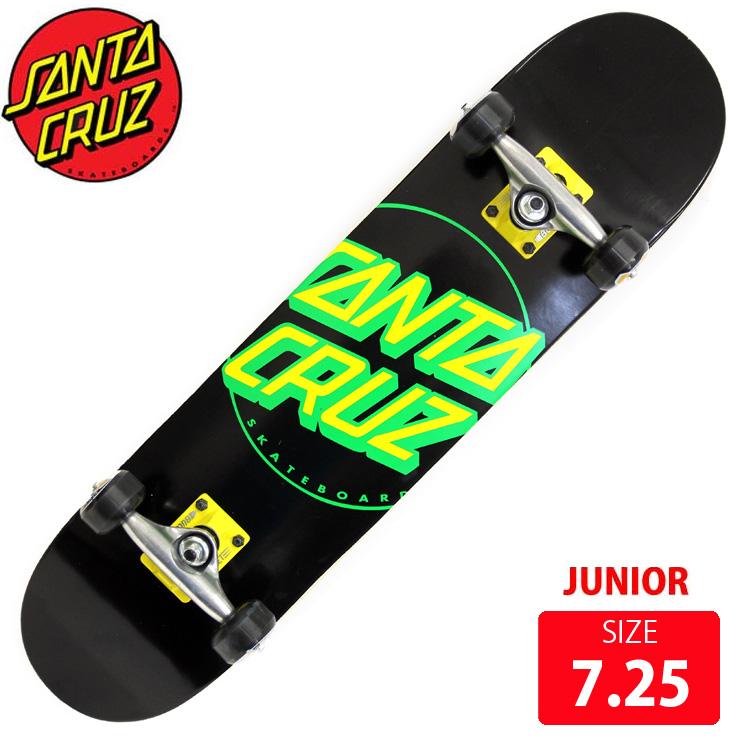 FLIP コンプリート ジュニア CLASSIC DOT DECK 7.25 完成品 skateboard スケボー スケートボード