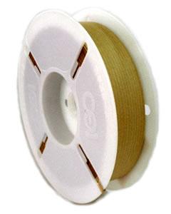 紙・タイ クラフト色 4mm×500m リール巻 10巻(1カートン)