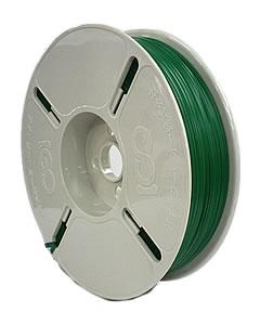 ビニール・タイ 緑色 4mm×600m リール巻 10巻(1カートン)