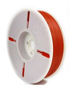 IGOツイストタイ アイジーオー結束タイ 高級 ビニール タイ オレンジ色 リール巻 4mm×600m 1カートン 10巻 贈与