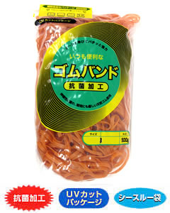500 g of rubber band # 50-10 candy colors one bag