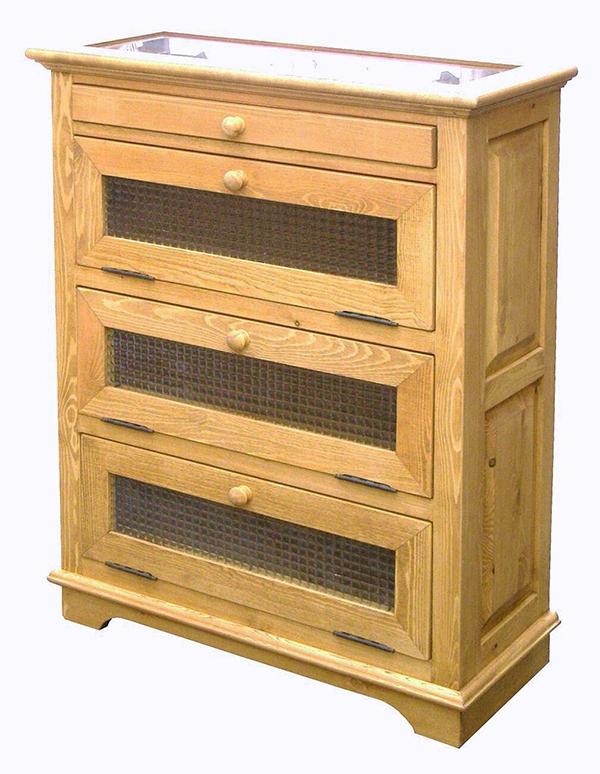 送料無料 パイン材 フラップキャビネット 薄型 幅70cm 木製 無垢材 北欧 ナチュラル カントリー 収納棚 リビング キッチン ディスプレイ おしゃれ サイドボード リビングボード