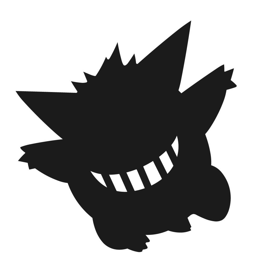 ポケモンウォールライト ゲンガー TL-PWL2-02 10点セット