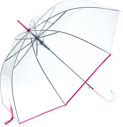 60本 60本セット 60cm ジャンプ パイピング ピンク ビニール傘
