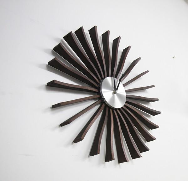 時計 壁掛け 掛け時計 ウォールクロック ジョージネルソン クロック フラッタークロック デザイナーズ カフェ インテリア ミッドセンチュリー 北欧 モダン おしゃれ