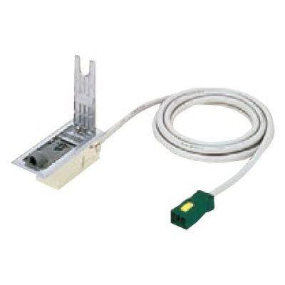 ハーネス用インナーコンセント ミニシングル 電力用 アルミ製 ケーブル長3m 15A 125V NE37610WGL