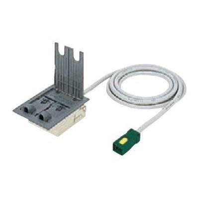 ハーネス用インナーコンセント ミニダブル 電力・電話用 樹脂製 ケーブル長3m 15A 125V NE37861WGL