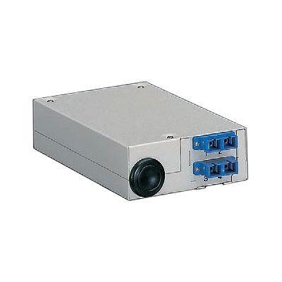 壁面用光スプライスボックス SC2連 ポート数4 NR653204