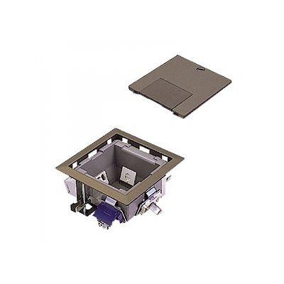 マルチフロアコンスクエア マルチメディアユニット S型 ブラウンメタリック DUM5351MA