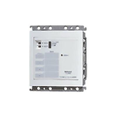 ターミナルユニット付 6A埋込リレーユニット 片切 4回路用 光アドレス設定式 WRT4104K