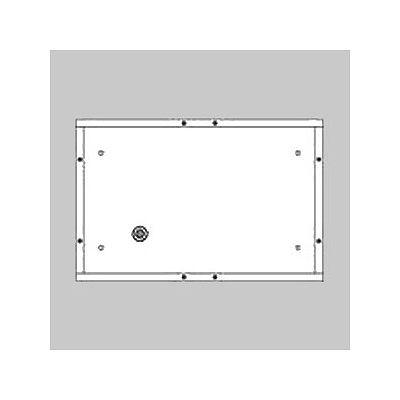 2線式リモコンセレクタスイッチ 埋込ボックス 2段 7連型 WR7027